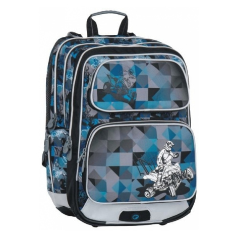 Bagmaster Školní batoh GALAXY 7 F 17 l