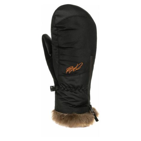 KILPI Dámské lyžařské rukavice DEBBY-W NL0070KIBLK Černá