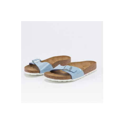 BIRKENSTOCK Madrid BS patent dove blue