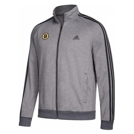 Pánská sportovní bunda adidas Track Jacket NHL Boston Bruins