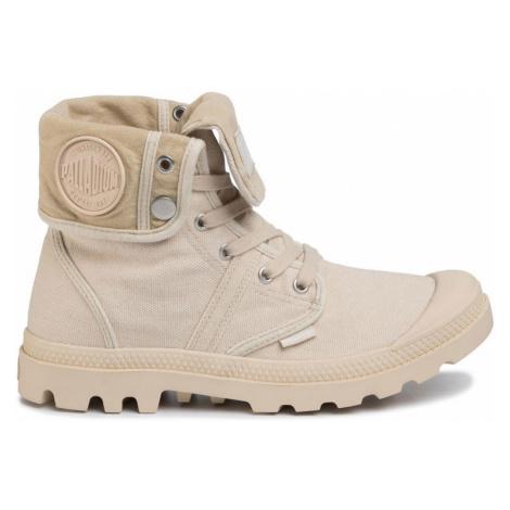 Palladium Boots Pallabrouse Baggy Sahara Safari světlehnědé 02478-221-M