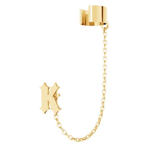 Giorre Woman's Chain Earring 34583