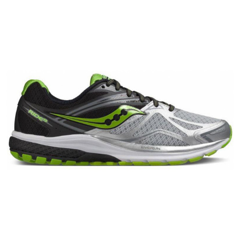Běžecká obuv Saucony Ride 9 Černá / Stříbrná