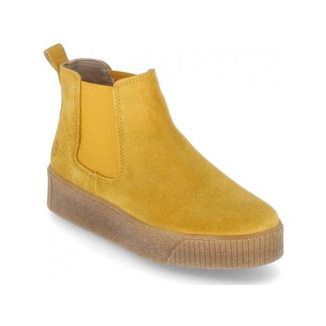 Tamaris Chelsea Žlutá