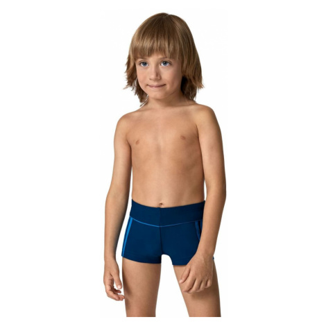 Plavky chlapecké Jirka modré Lorin