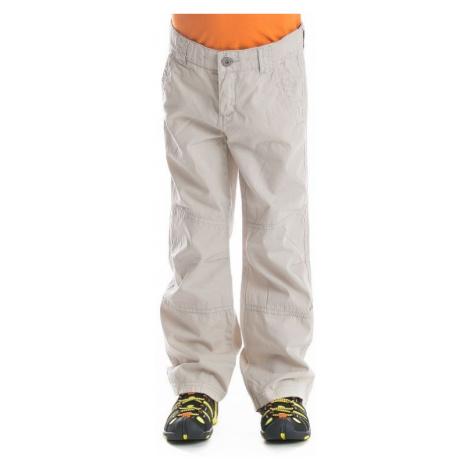 Dětské kalhoty Alpine Pro SALADO - béžová