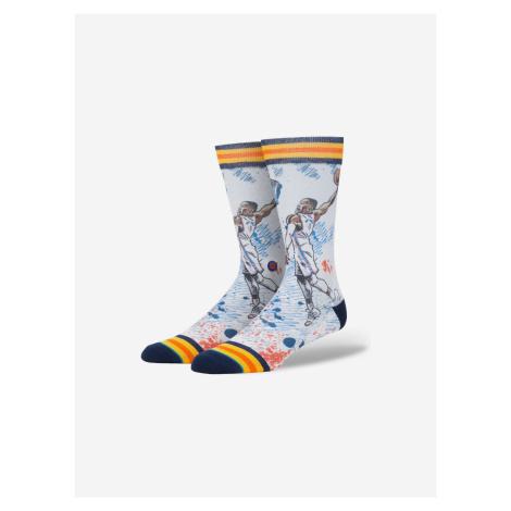 Tf Westbrook Ponožky Stance Bílá