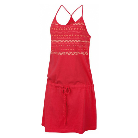 HANNAH Moschino Dámské šaty 116HH0003LD01 Geranium