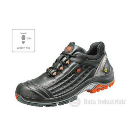 Bata Industrials RADAR XW B06B1 černá Baťa