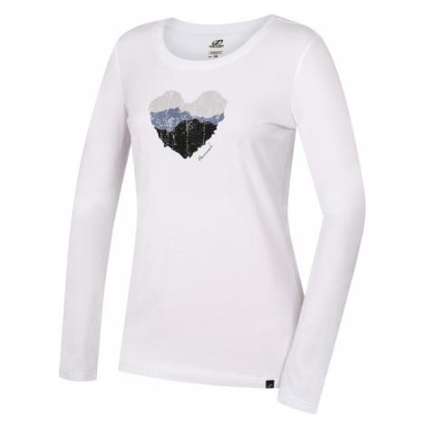 Dámské tričko Hannah Ilen snow white