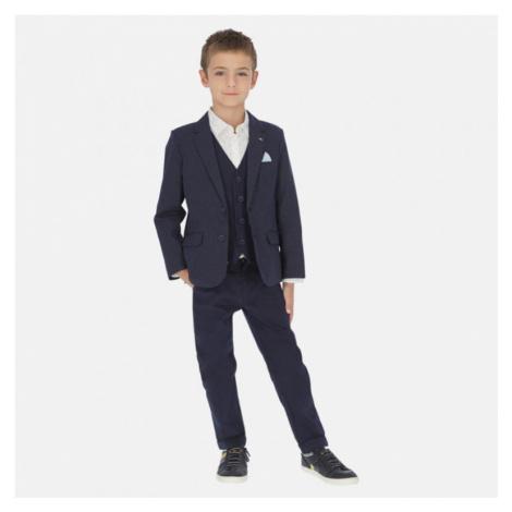 Chlapecké kalhoty Mayoral 6518 | modrá