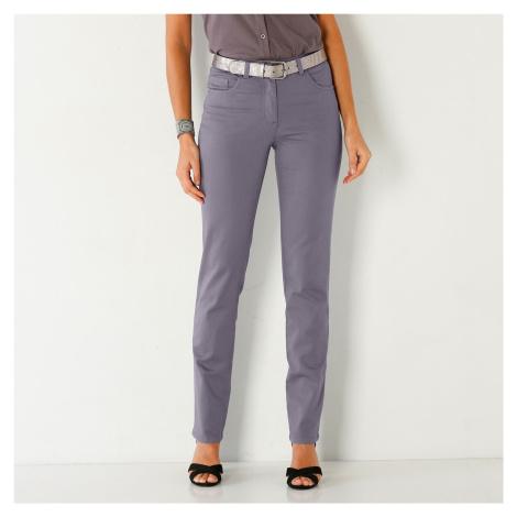 Blancheporte Zeštíhlující kalhoty šedá