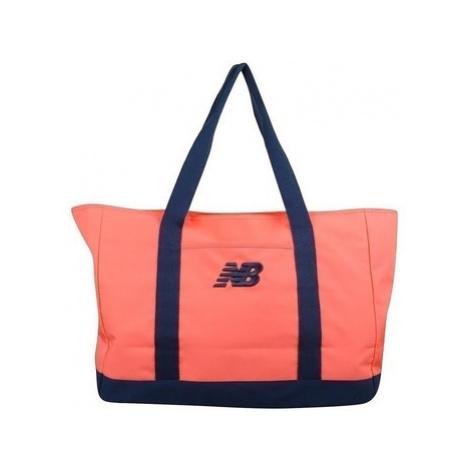 New Balance Core Tote Bag Oranžová