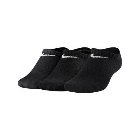 Nike NSW Everyday No Show Socks Černá