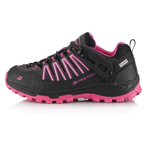 Outdoorová obuv Alpine Pro ZEPHAN - růžová