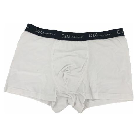 Pánské boxerky O1145 s páskem - Dolce & Gabbana
