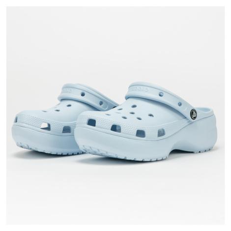 Crocs Classic Platform Clog W mineral blue eur 36-37