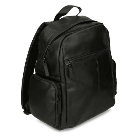 Černý dámský batoh menší velikosti Baťa