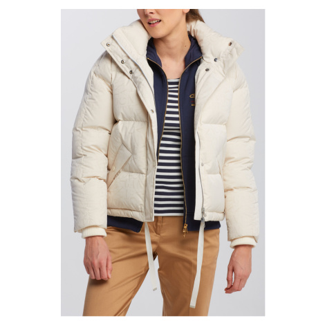BUNDA GANT D2. JACQUARD GANT WORD DOWN JACKET