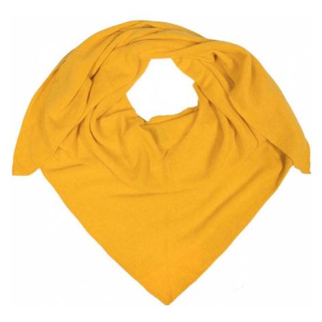 Zwillingsherz Látková rouška žlutá