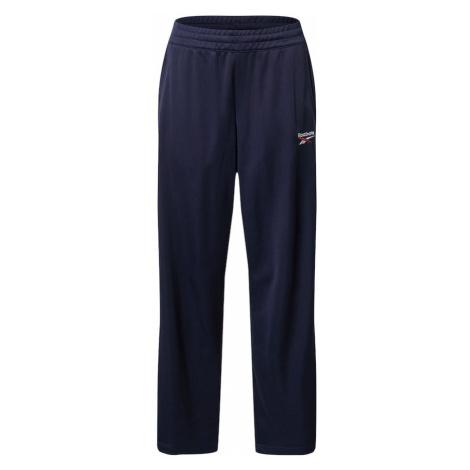 Reebok Classic Kalhoty modrá