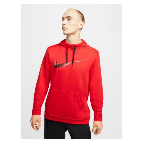 Dri-FIT Mikina Nike Červená