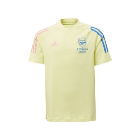Adidas Tričko Arsenal Žlutá
