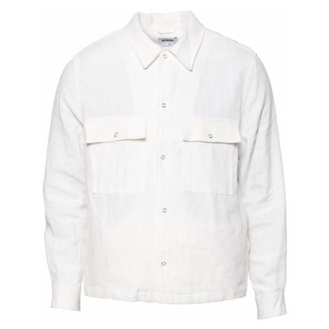 WEEKDAY Košile 'Alfred' krémová