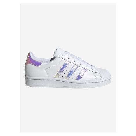 Superstar Tenisky dětské adidas Originals Bílá