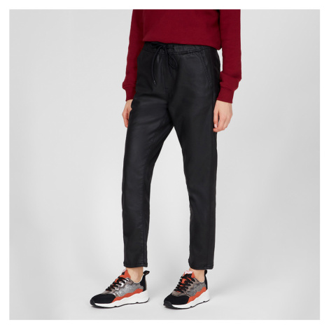 Pepe Jeans dámské černé kalhoty Cara