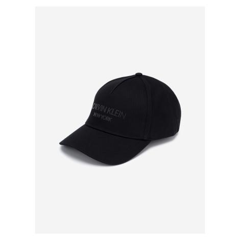 BB Kšiltovka Calvin Klein Černá