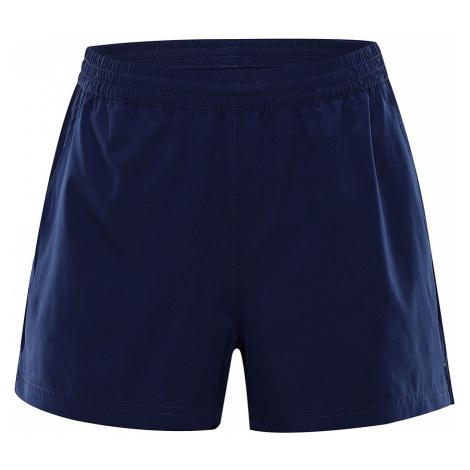 ALPINE PRO HINAT 3 Pánské šortky MPAR425677 estate blue