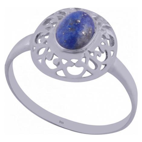 AutorskeSperky.com - Stříbrný prsten s lapis lazuli - S2048