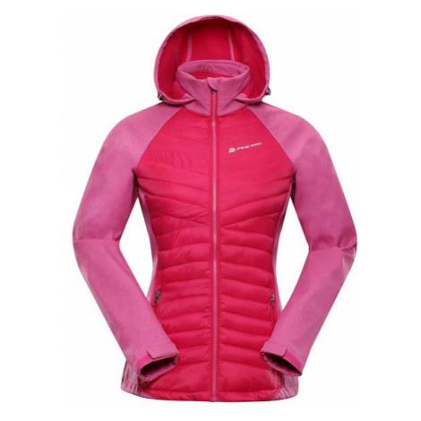 Perka 2 dámská softshellová bunda ALPINE PRO
