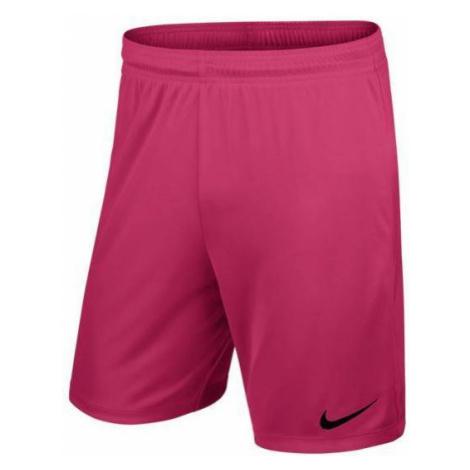 Šortky Nike Park II Růžová