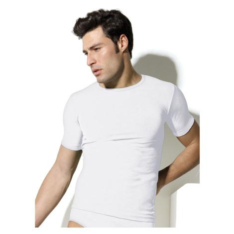 Pánské triko bezešvé T-shirt girocollo mezza manica Intimidea