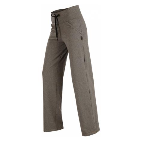 LITEX Kalhoty dámské dlouhé 7A352114 tmavě šedé melé
