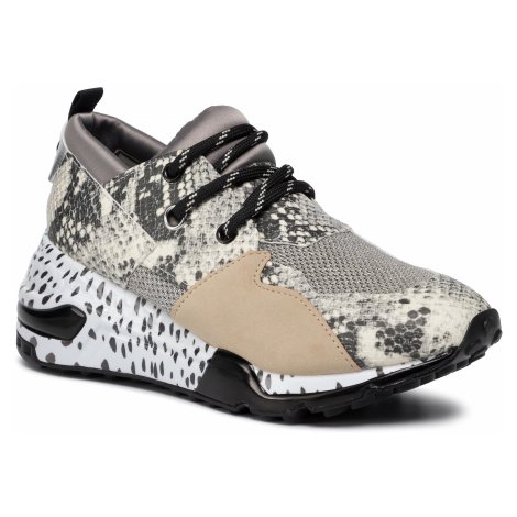 Sneakersy STEVE MADDEN - Cliff SM11000185-04005-236 Natural Snake