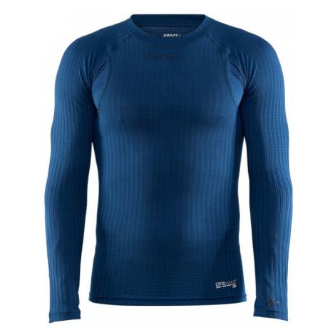 Pánské tričko CRAFT Active Extreme X LS tm. modrá