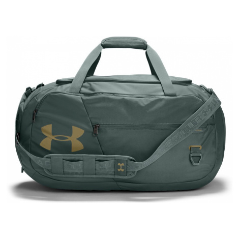 Taška Under Armour Undeniable Duffel 4.0 MD - zelená
