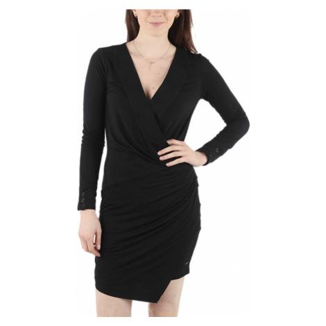 Černé elastické šaty - DIESEL