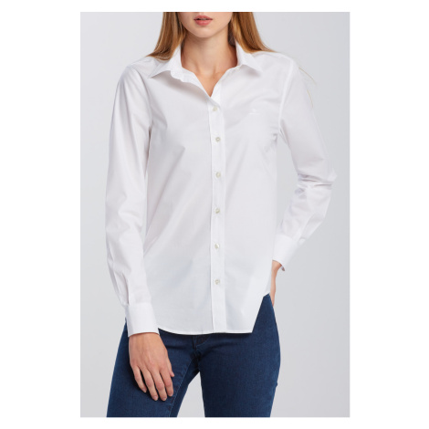 KOŠILE GANT SOLID STRETCH BROADCLOTH SHIRT