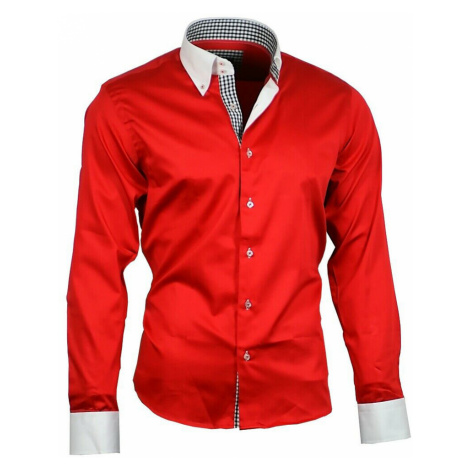 BINDER DE LUXE košile pánská luxusní 80805 satén