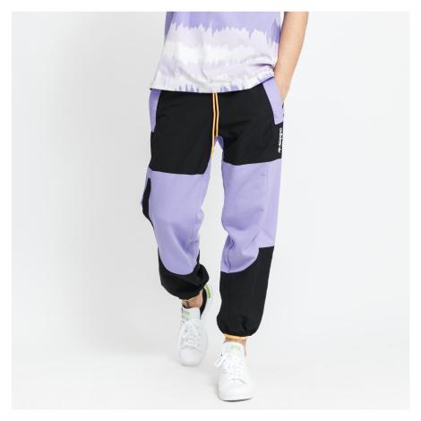adidas Originals Adventure Colorblock Pants černé / fialové