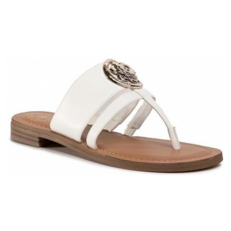 Guess Rody pantofle Bílá