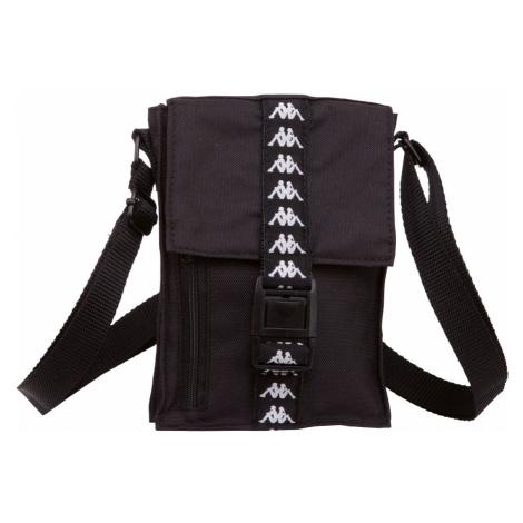 Kappa Hubus Shoulder Bag Černá