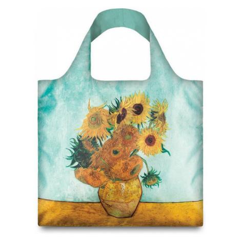 LOQI - VINCENT VAN GOGH - Vase with Sunflowers Multicolor VG.SU