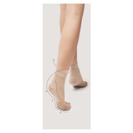Dámské ponožky Fiore Body Care massage M 1100 20 den univerzální