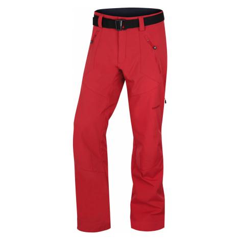 Husky Kresi M, červená Pánské outdoor kalhoty