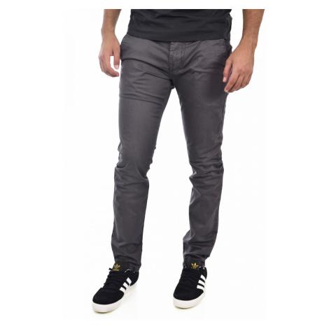 Guess GUESS pánské šedé kalhoty